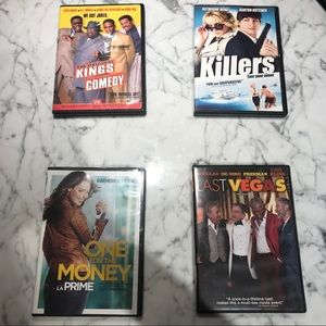 Lot of Funny DVD's 🎥